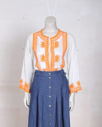 jaren 70 blouse