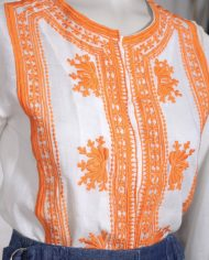jaren-70-geborduurde-blouse-wit-oranje-2