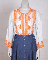 jaren-70-geborduurde-blouse-wit-oranje-3