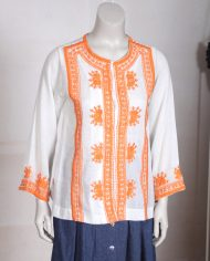 jaren-70-geborduurde-blouse-wit-oranje-4
