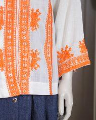 jaren-70-geborduurde-blouse-wit-oranje-5