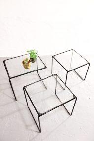 jaren-80-mimiset-zwart-glas-metaal-vintage-4