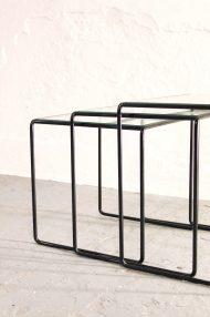 jaren-80-mimiset-zwart-glas-metaal-vintage-6