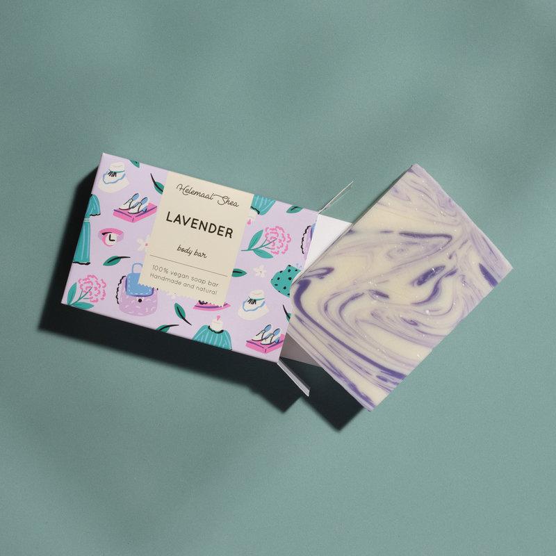 Body zeep - Lavendel