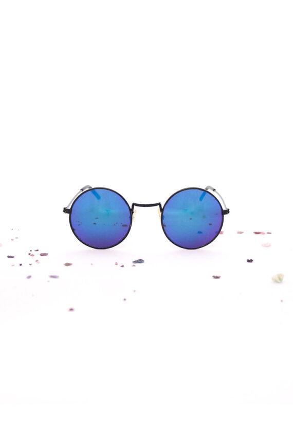 Ronde lennon zonnebril