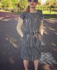 marimekko-zwart-wit-gestreepte-jurk-7