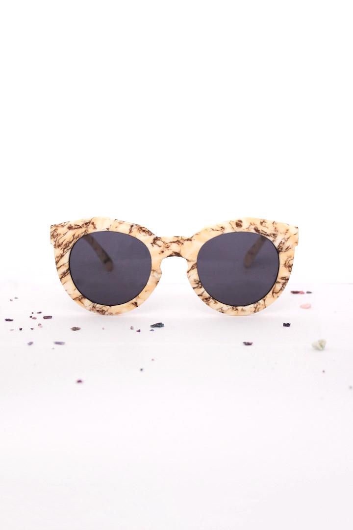 marmer zonnebril