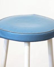 metalen-jaren-60-krukje-blauw-imitatie-leren-hoes-4