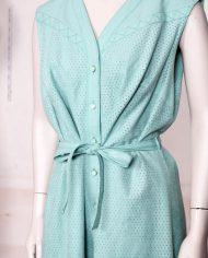 mintgroene-suedine-vintage-jurk-2