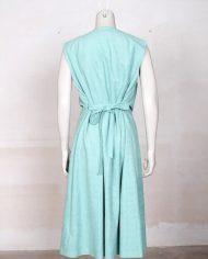 mintgroene-suedine-vintage-jurk-3