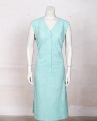 mintgroene-suedine-vintage-jurk-4