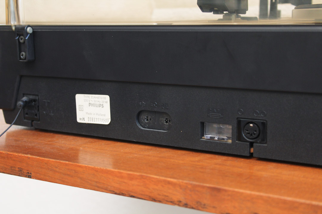 Platenspeler Als Decoratie : Philips 870 vintage radio platenspeler speakers froufrous