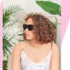 Pixel zonnebril