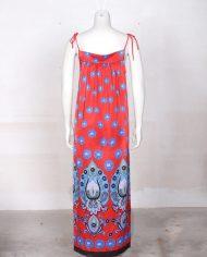 rode-lange-seventies-jurk-print-zomerjurk-3