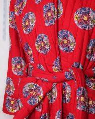 rode-vintage-japanse-chinese-kimono-badjas-kamerjas-3