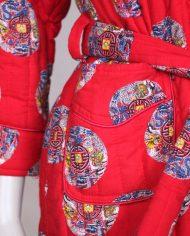 rode-vintage-japanse-chinese-kimono-badjas-kamerjas-4