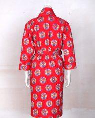rode-vintage-japanse-chinese-kimono-badjas-kamerjas-5