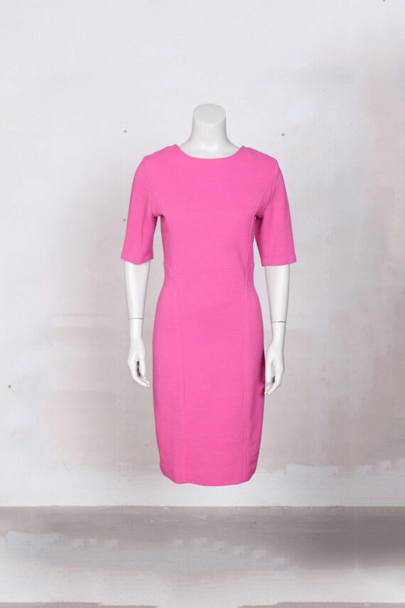 roze jurk