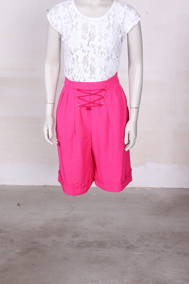 roze culottes