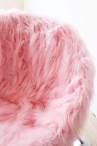 roze-furry-stoel-vintage-design-kuipstoel-eggchair-6
