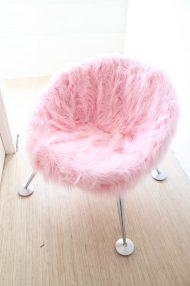 roze-furry-stoel-vintage-design-kuipstoel-eggchair-9
