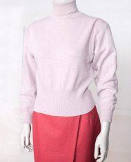 roze-wollen-coltrui-lurex-vintage-2