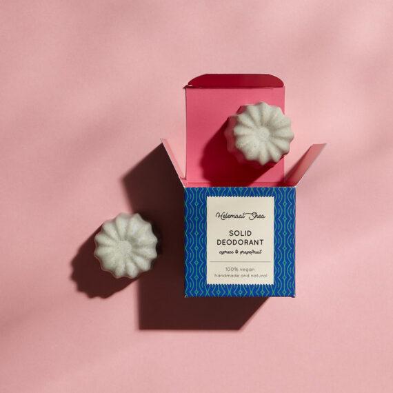 Solid deodorant - Cypres & Grapefruit