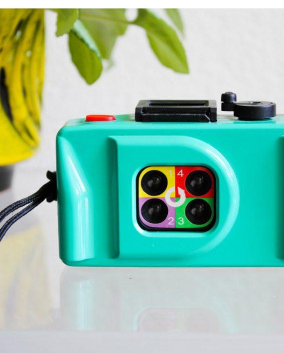 action sampler camera
