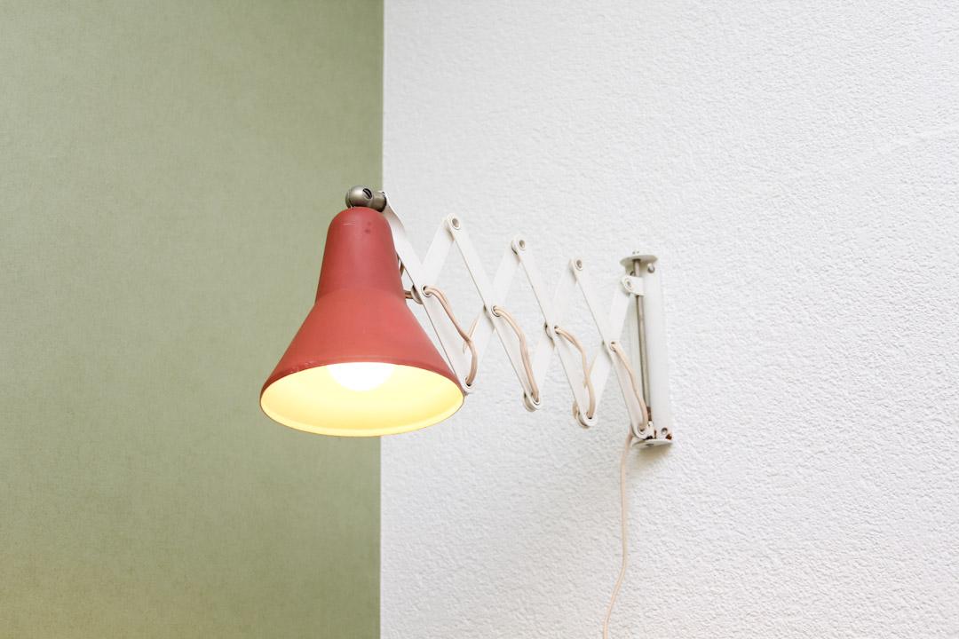 Fonkelnieuw Vintage Anvia schaarlamp - Froufrou's BG-03