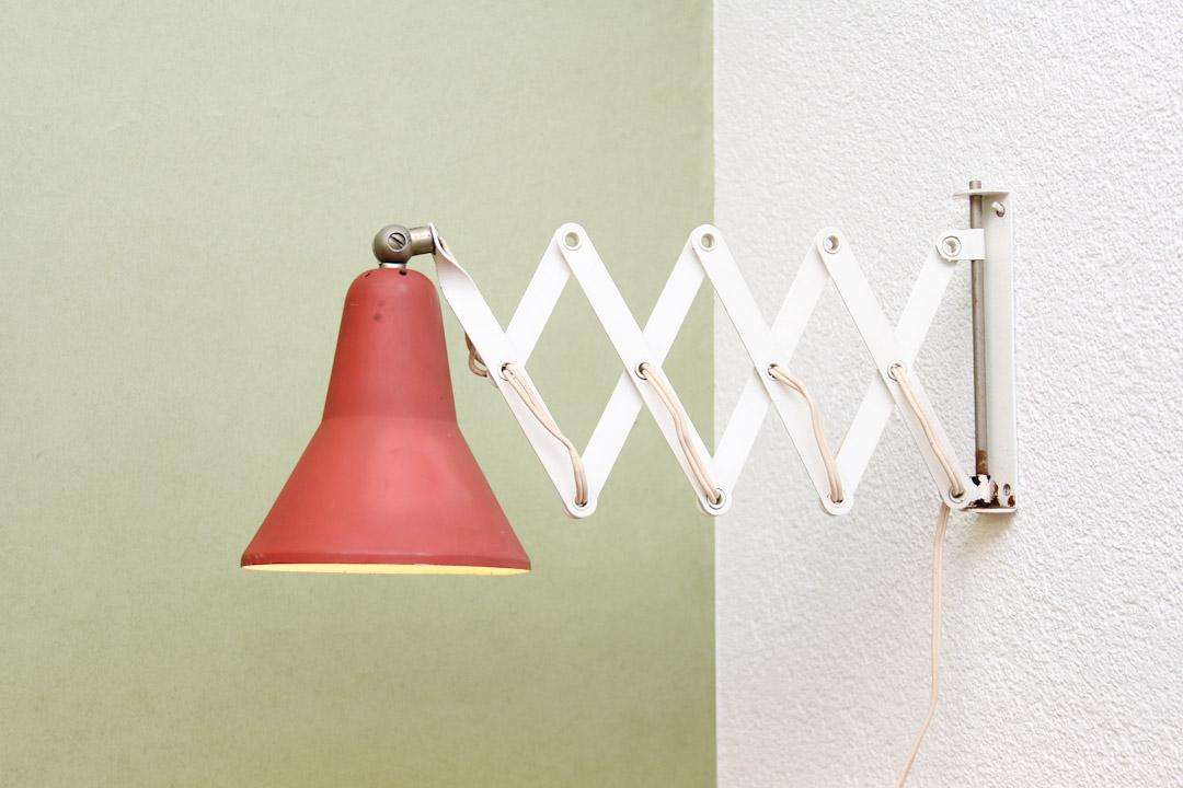 Nieuw Vintage Anvia schaarlamp - Froufrou's BJ-11