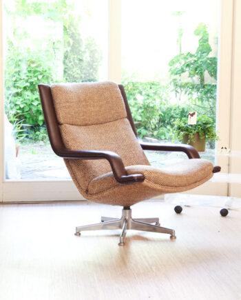 Vintage Artifort F140 fauteuil