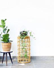 vintage-bamboe-rotan-plantentafeltje-bijzettafeltje-1