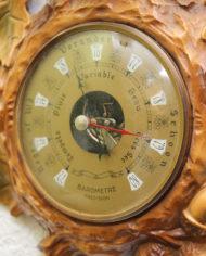 vintage-barometer-hert-met-eikenbladeren-hertenkop-4