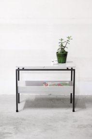 vintage-bijzettafeltje-lectuurbak-metalen-frame-dutch-design-2