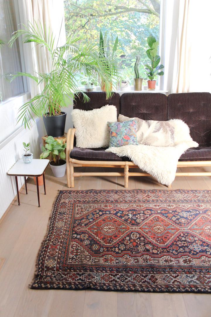 oosters tapijt