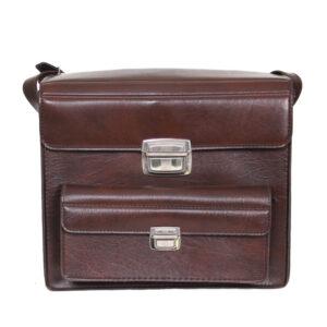 vintage-bruine-cameratas-voorvak-2