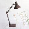 vintage scharnierlamp
