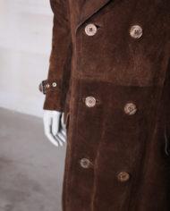 vintage-bruine-suede-lange-trenchcoat-jas-5