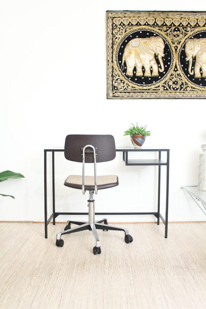 Vintage bureaustoel froufrou 39 s for Bureaustoel vintage