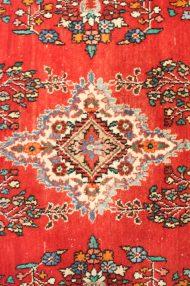 vintage-gebloemd-kleed-rood-rozenkelim-perzisch-tapijt-3