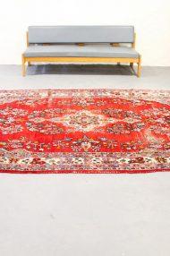 vintage-gebloemd-kleed-rood-rozenkelim-perzisch-tapijt-6