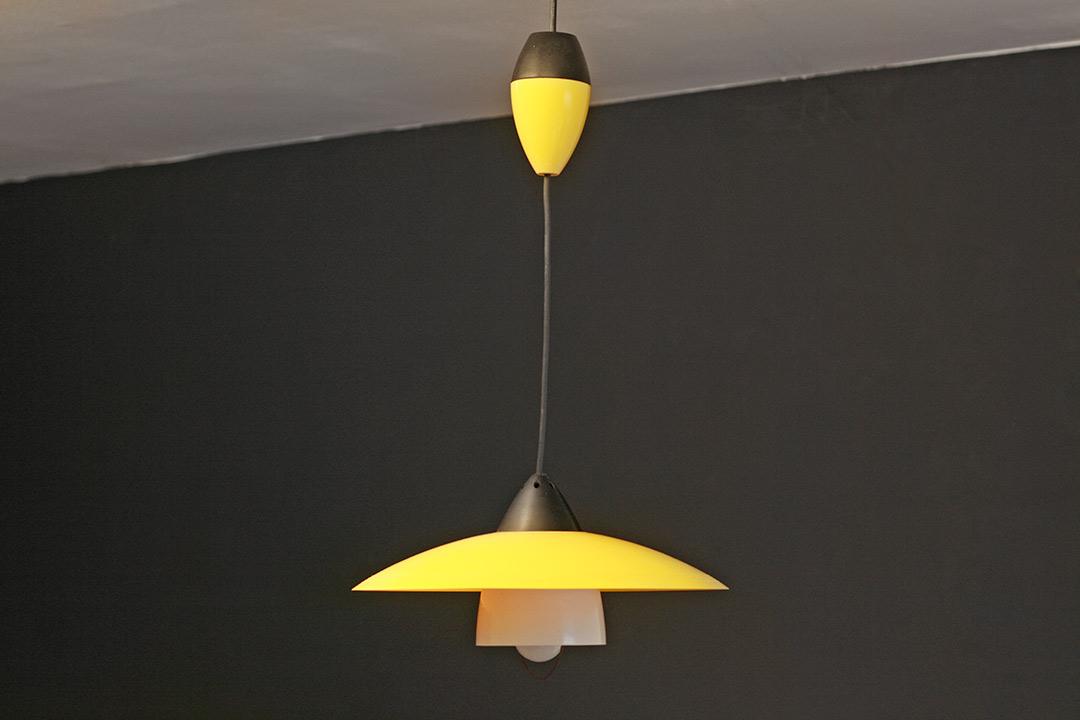 Hoso Leuchten Gele Bauhaus Lamp Froufrou S
