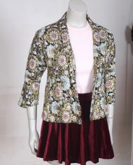 vintage-gouden-bloemen-gobelin-brokaat-jasje-blazer-2