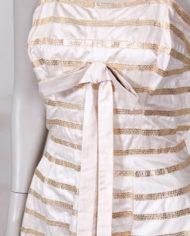 vintage-jaren-50-jurk-gouden-band-beige-cocktailjurk-2