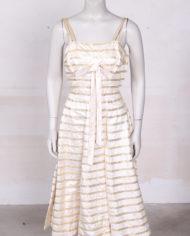 vintage-jaren-50-jurk-gouden-band-beige-cocktailjurk-5