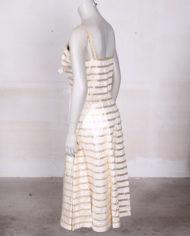 vintage-jaren-50-jurk-gouden-band-beige-cocktailjurk-6