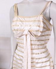 vintage-jaren-50-jurk-gouden-band-beige-cocktailjurk-7