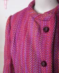 vintage-jaren-60-roze-tweed-boucle-jasje-2