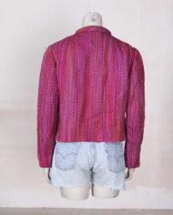 vintage-jaren-60-roze-tweed-boucle-jasje-3