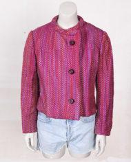 vintage-jaren-60-roze-tweed-boucle-jasje-4
